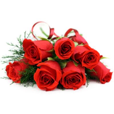 A hét mesterlövész - Rózsacsokor