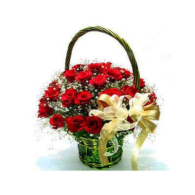 Szerelem - Rózsakosár