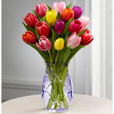 Szivárvány - Tulipáncsokor