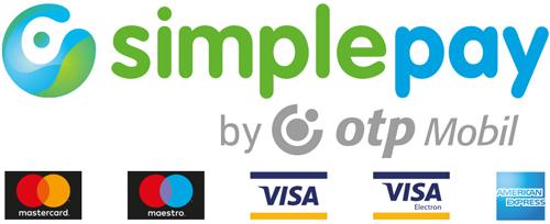 OTP Simple - Elfogadott kártyatípusok